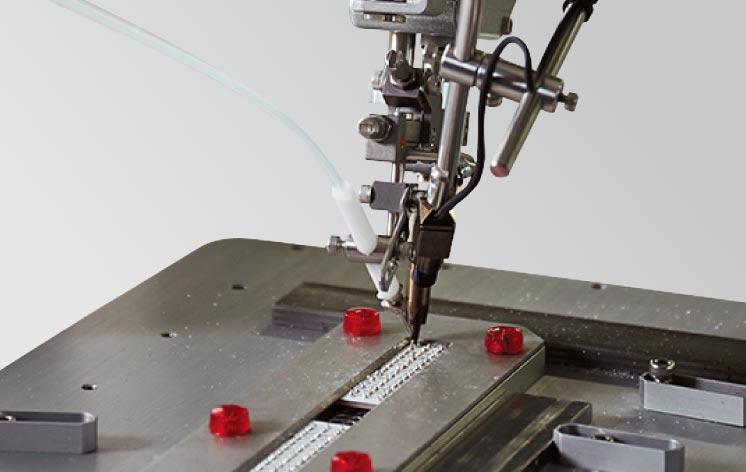 Automatic solder robot