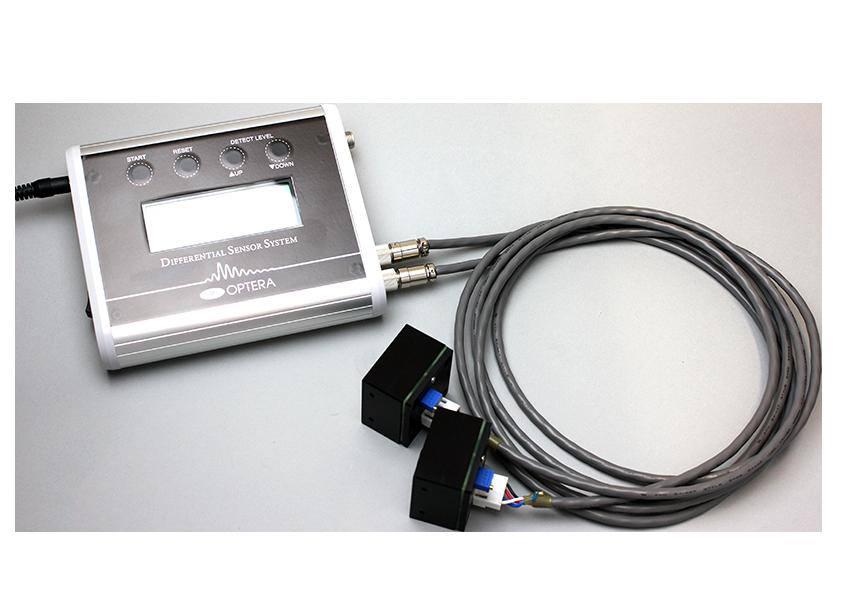 受光感度の広い受光検出装置