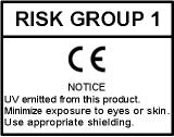 RISK GROUP 1 CE