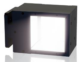 同軸落射方式の疑似同軸落射照明