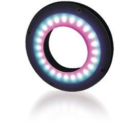 特殊照明のRGBフルカラー照明
