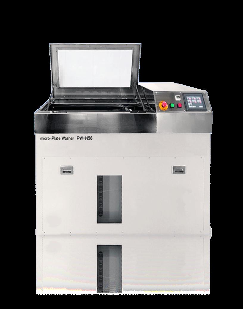 全自動マイクロプレート洗浄機